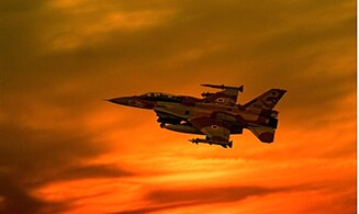 Report: Israeli Warplanes Fly in Lebanese Skies
