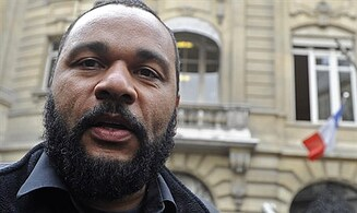 European court rules against racist French comic