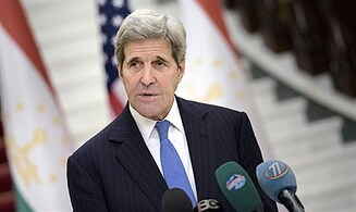 Kerry returns to Israel after a year