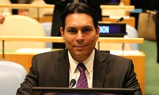 Danon: Anti-Israel activists do not belong in the UN