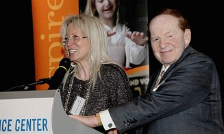 Miriam Adelson named as the richest Israeli