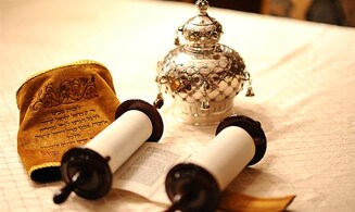 Rejoice with the Torah: True joy in the false world?