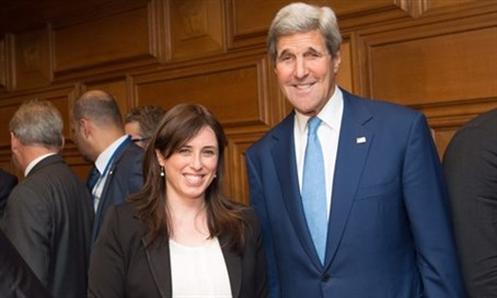 Hotovely and Kerry