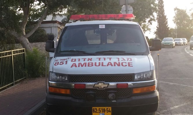 Ambulance (illustration)