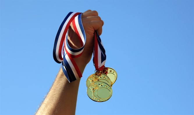 Gold Medals (stock)