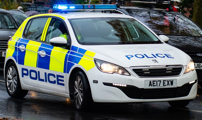 UK police (stock image)