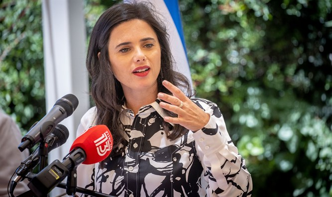 Shaked: Likud dares to oppose law vital to Israel's security