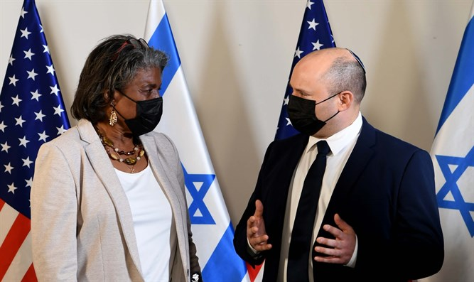 Bennett to US Ambassador to the UN: I value your friendship