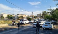 Terror attack reported near Old City of Jerusalem