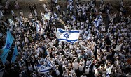 J'lem flag dance to be reduced in size following Meron disaster