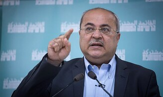 Joint List head Ahmad Tibi refuses to condemn deadly terror attack at Tapuah junction