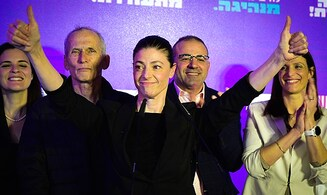 Merav Michaeli: 'We have 61 MKs, we need to form a government'