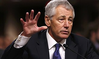 Hagel Under Fire Over Israel and Iran