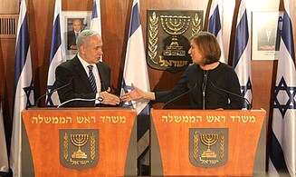 Netanyahu and Livni Speak to EU Leaders on Boycott