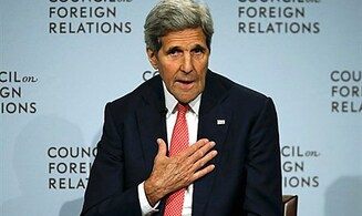 Kerry Resumes Security Talks with Egypt