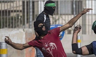 Under-reported Intifada continues: 14 rock attacks in one day