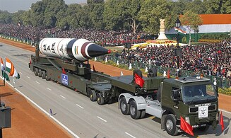 India successfully tests Agni-5 ballistic missile