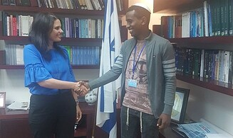 Family of Ethiopian Bible quiz contestant immigrates to Israel