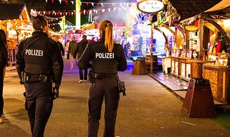 4 hurt in New Years ramming incident in Germany