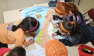 Gush Katif Day as part school curriculum