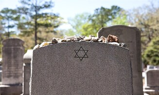 Slovakia: Vandalism at Jewish cemetery caused by children