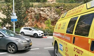 Six-year-old boy critically injured in traffic accident near Jerusalem zoo