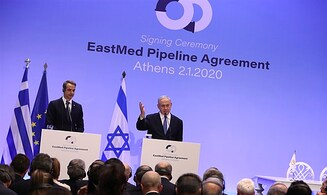 If Greece capitulates, Turkey will be bigger threat to Israel than Iran