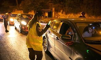 1,300 fines given for violating Purim curfew