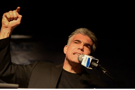 Yair Lapid (file)