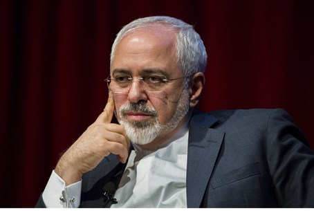 Javad Zarif speaks at NYU