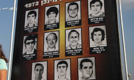 11 athletes murdered in Munich massacre