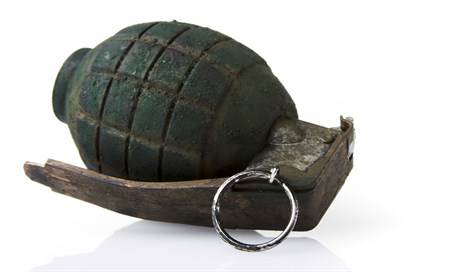 Grenade (illustration)