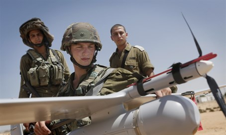 IDF drone (illustration)