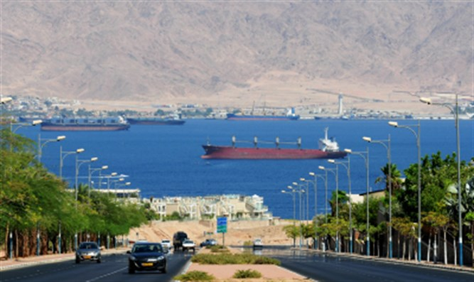 Eilat (illusrative)