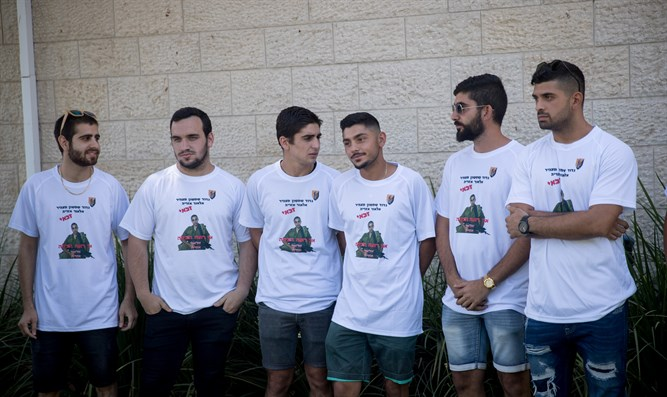 Elor's friends released from army service